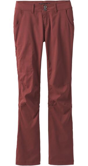 Prana Halle lange broek regular rood